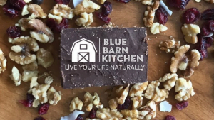 Blue Barn Kitchen Bars on PieShell