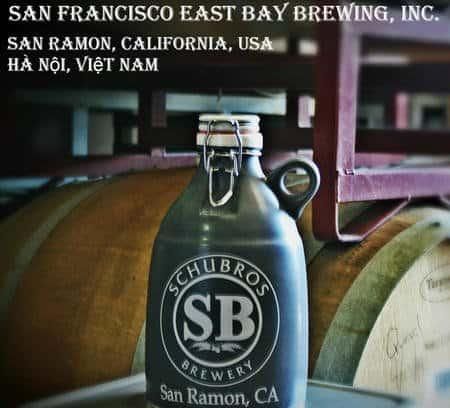 San Francisco East Bay Brewing