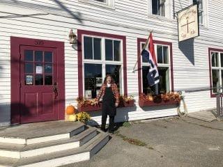 Saint George River Cafe on Kiva