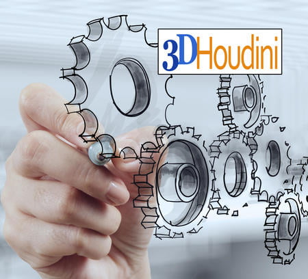3DHoudini