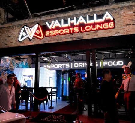 Valhalla Esports Lounge