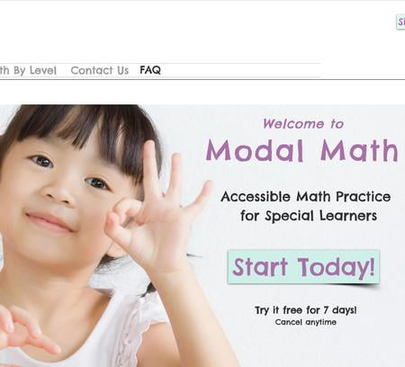 Modal Math by ASLedu